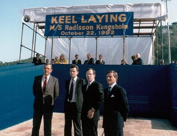 La Specia Keel Laying